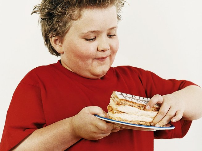 10-летний ребёнок весил 230 кг