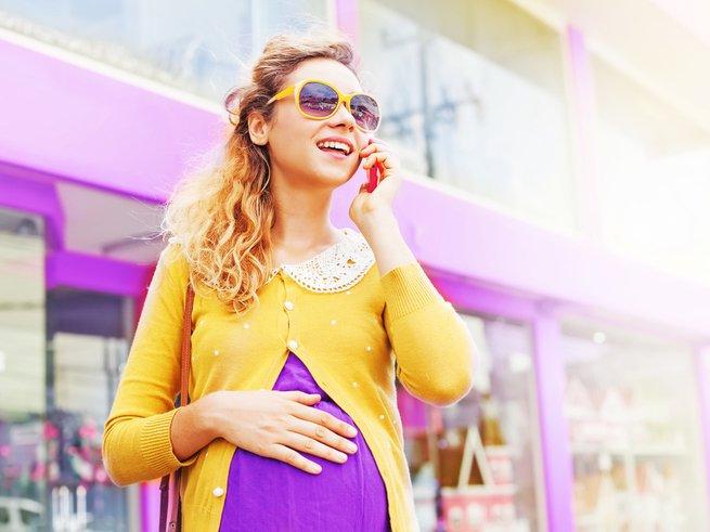 Беременность можно определить с помощью смартфона
