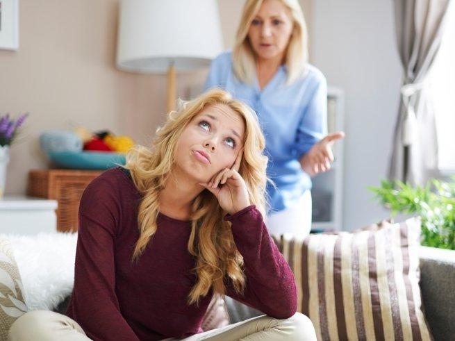 5 мантр для мамы дочери подростка