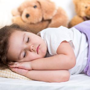 Послеобеденный сон ускоряет развитие речи