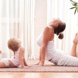 15 упражнений для детской спины