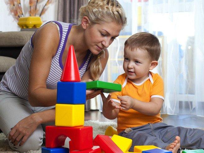 Развитие сенсорного восприятия у детей раннего возраста
