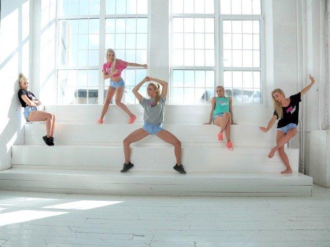 Танцуйте для души, для жизни и любви!
