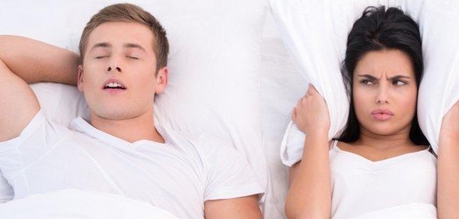 Что делать, если муж храпит: 6 советов невыспавшейся жене