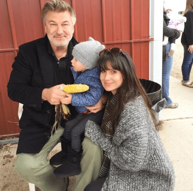 57-летний Алек Болдуин снова станет отцом