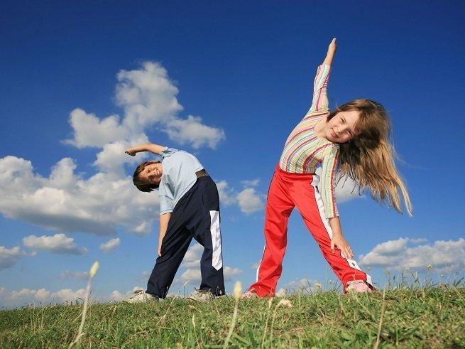 Профилактика и лечение нарушений осанки у детей