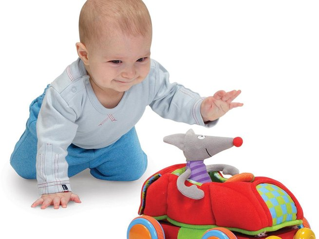 Как развивать ребёнка в 1 год
