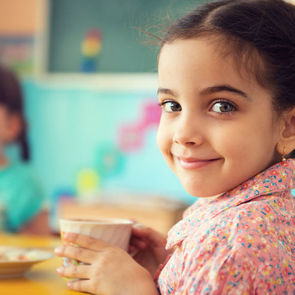 Что едят на завтрак дети в разных странах