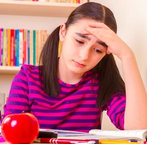 Стресс вызывает изменения в мозговой деятельности детей