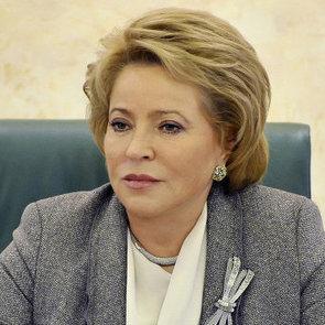 Матвиенко: Женщина не должна стоять перед выбором между семьей и карьерой
