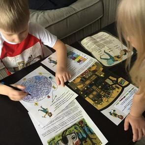 Как развлечь детей в новогодние каникулы?