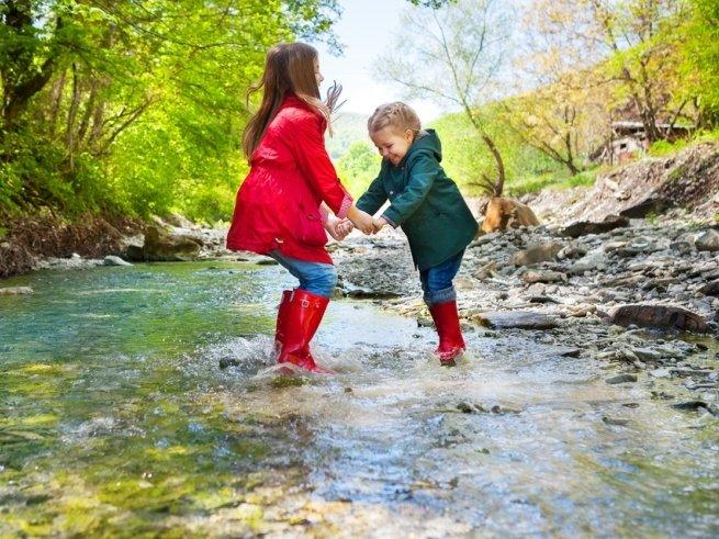 Плохие идеи для прогулки с ребёнком