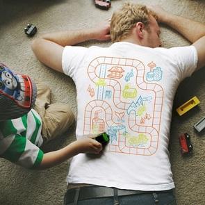 Ленивые игры с ребёнком: 8 оригинальных идей