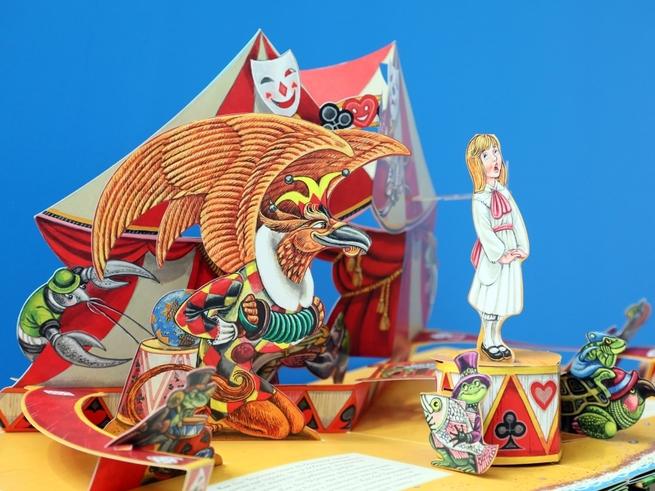 Алиса в Стране Чудес в 3D
