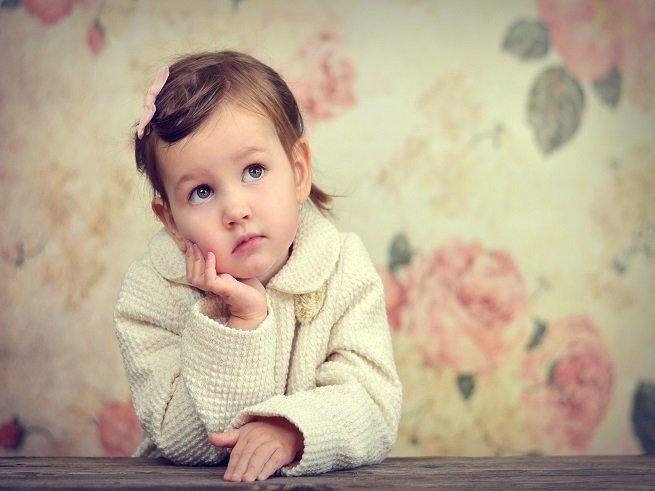 А ваш ребёнок смотрит вам в глаза при разговоре?