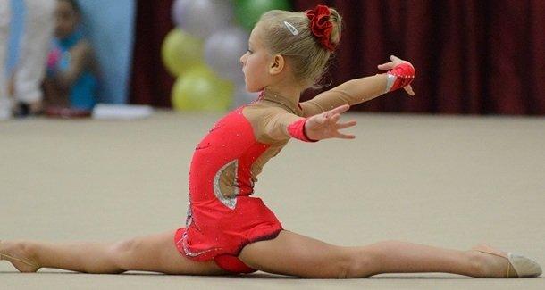 Выбор девочек - художественная гимнастика