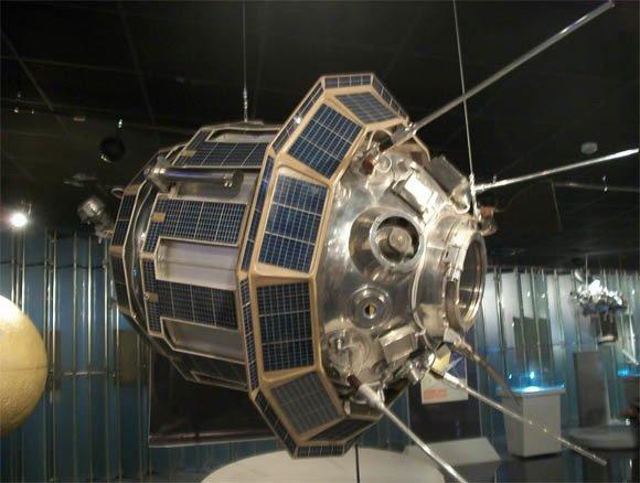 В Музее космонавтики можно понаблюдать за работой МКС в режиме реального времени