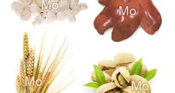 Полезное влияние молибдена на организм