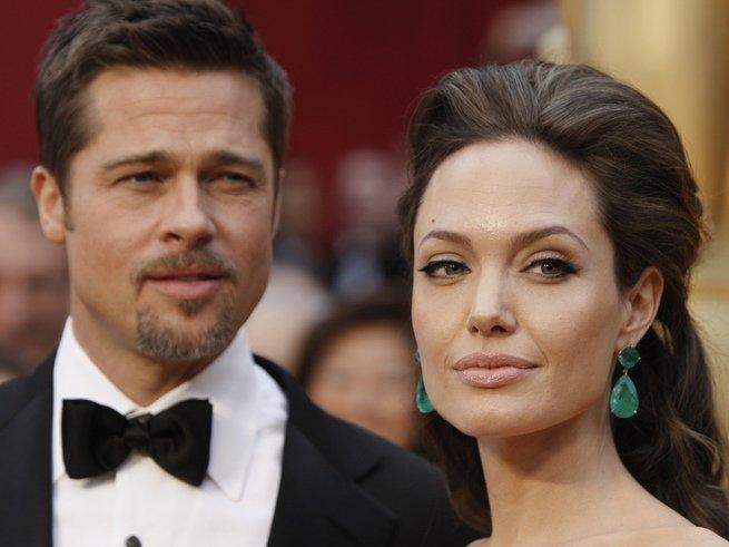 Брак Питта и Джоли находится на грани развала