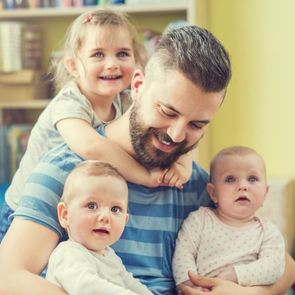 Глупые мифы о многодетных семьях