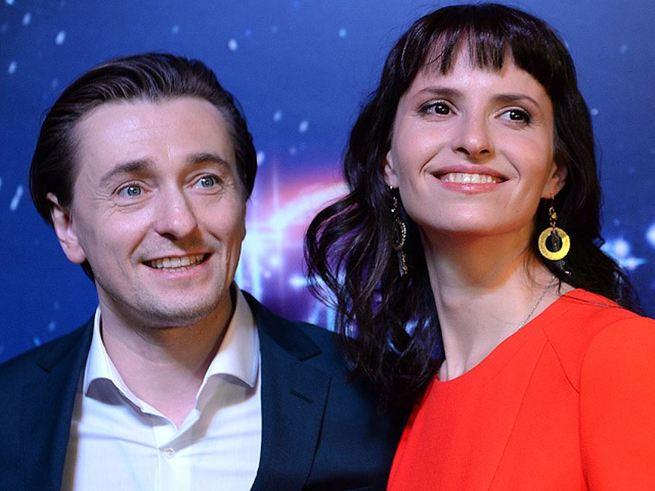 Сергей Безруков назвал новорождённую дочь Марией