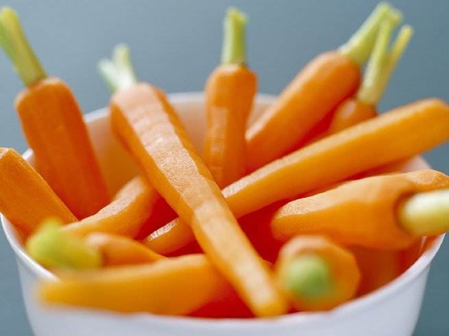 Кому важно есть морковь каждый день?