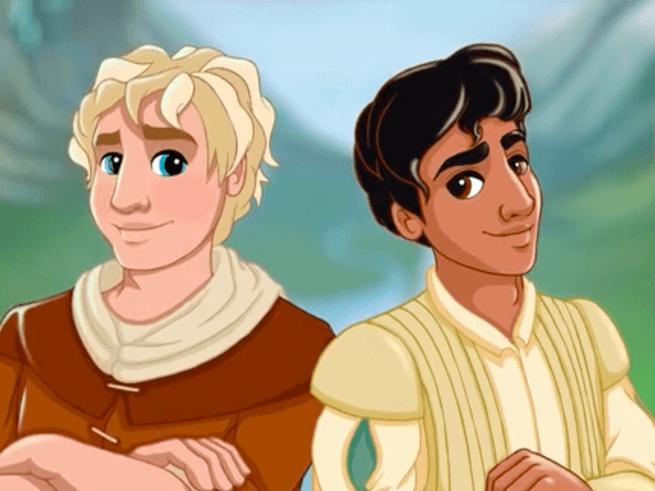 В Новой Зеландии написали сказку об однополой любви