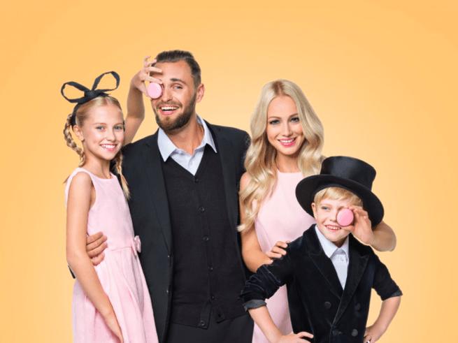 Семейный клуб «Шардам»: миллион полезных развлечений