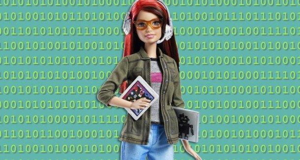Компания Mattel создала IT-Барби