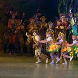 Успейте увидеть все самое интересное на фестивалях детских театров!