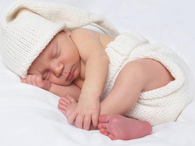 Проблемы со сном у ребенка в 3 месяца