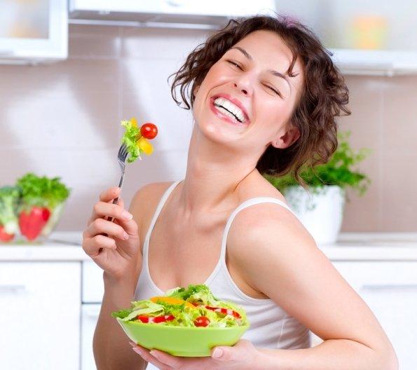 Здоровое питание: есть всё и худеть