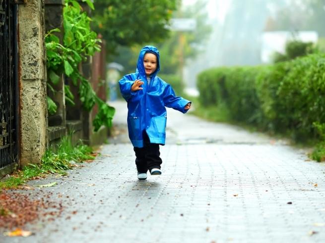 Прогулки в плохую погоду