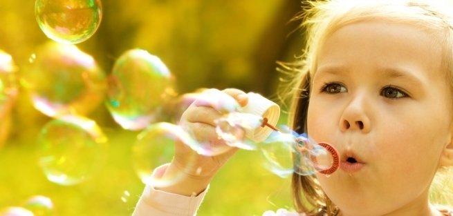 Шоу мыльных пузырей для взрослых и детей