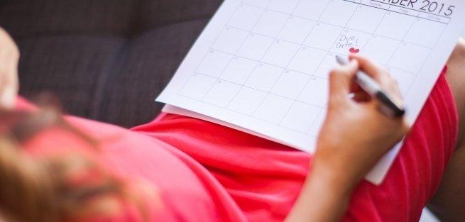 Как рассчитать лучшее время для зачатия девочки