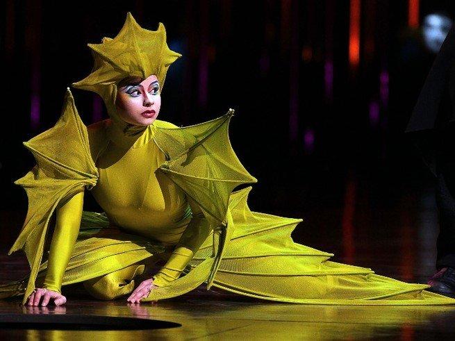 Знаменитый Cirque du Soleil приглашает на новое шоу