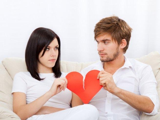 Первые звоночки, говорящие о разладе в паре