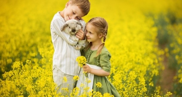 Алина Фаркаш – о братьях и сёстрах