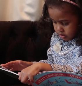 Четырехлетняя девочка стала одним из самых юных вундеркиндов мира