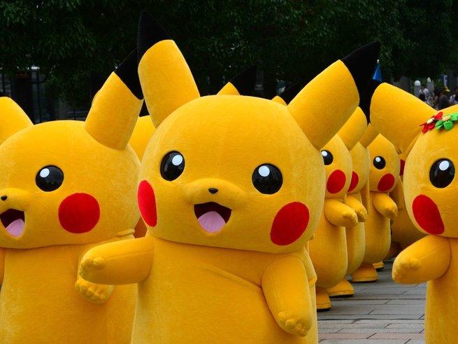 Психологи не видят опасности в  увлечении покемонами