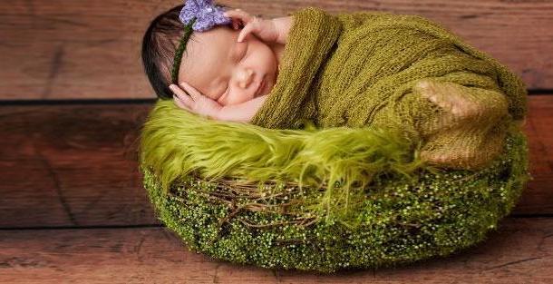 Развитие осязания у новорожденного
