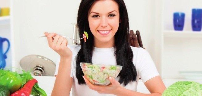 Ежедневный рацион питания кормящей мамы