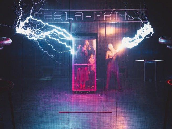 Зарядись энергией на «Тесла-лето»