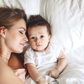 5 причин, по которым ваш малыш не спит ночью