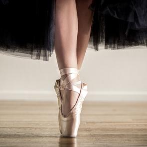 15-летняя балерина-толстушка стала звездой Интернета