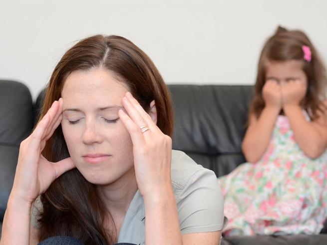 5 шагов, чтобы стать более спокойной мамой