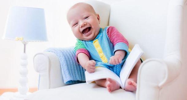 Первые детские книжки: лучшие варианты