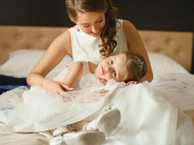 Мама выходит замуж: как подготовить ребёнка