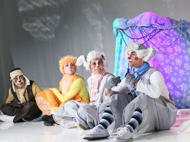 Тайну о «Бука–бяке» раскроют в Московском «Театре ЖИВ»