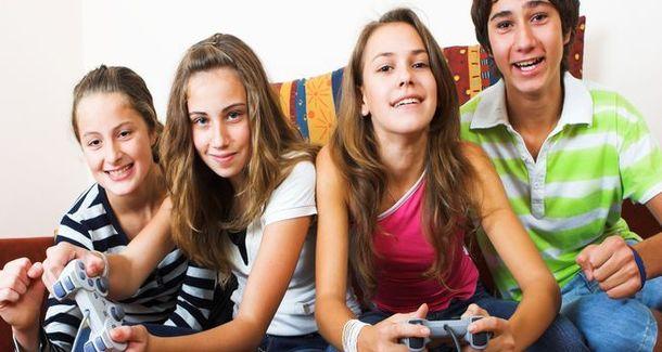 ВИДЕО: как сделать компьютерные игры полезными для детей